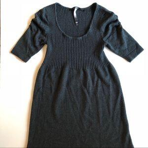 Kensie grey sweater dress